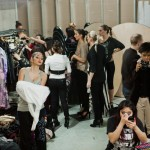 AmerAsia Film Festival Fashion Show - Back Stage