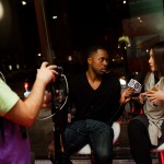 AmerAsia Film Festival Fashion Show - Fangfang Interview