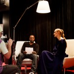 AmerAsia Film Festival Fashion Show - Interview